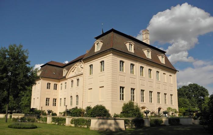 Парк и замок Браниц 26260