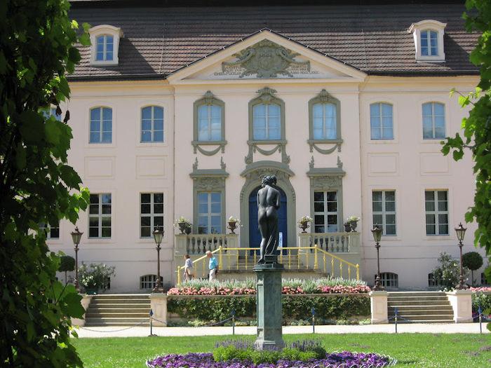 Парк и замок Браниц 71064