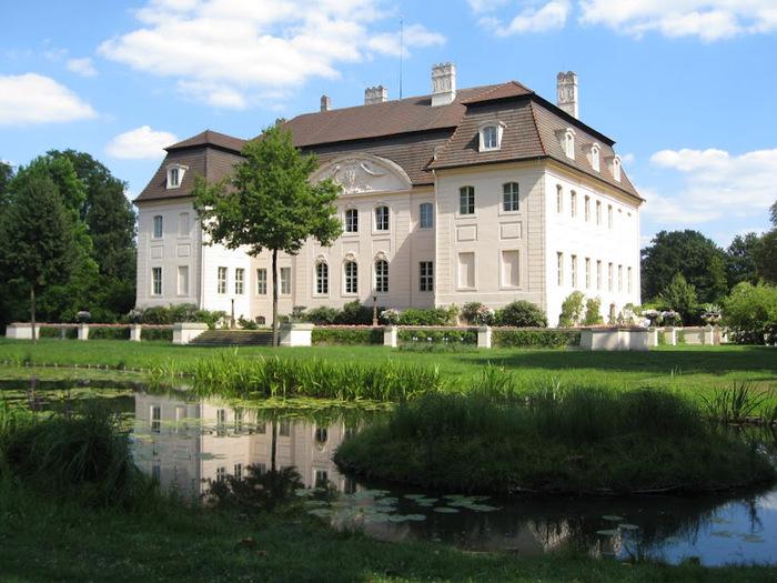Парк и замок Браниц 31736