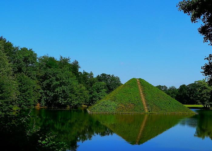 Парк и замок Браниц 68071