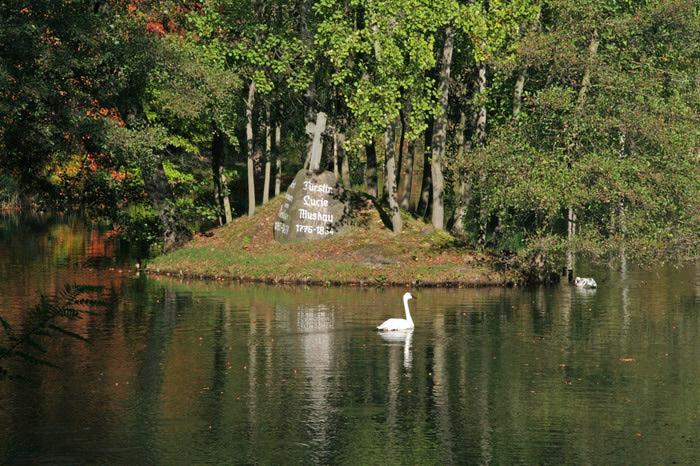 Парк и замок Браниц 49680