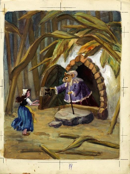 Эротические сказки про дюймовочку фото 584-69