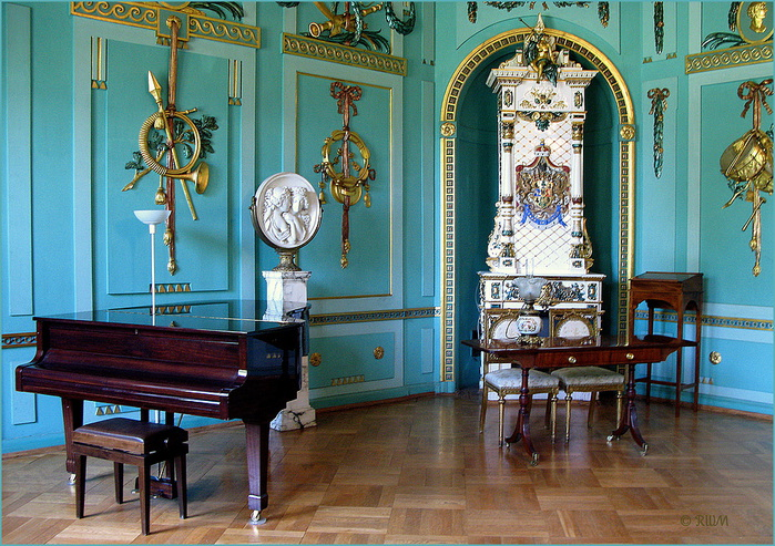 Парк и замок Браниц 99270