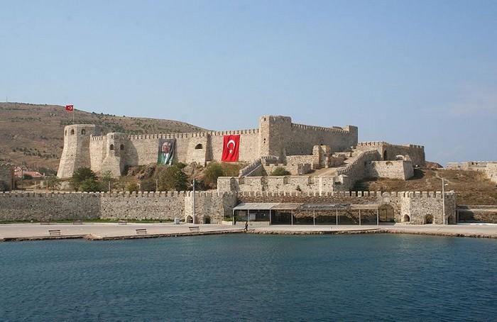 Остров Бозджаада - райский уголок Турции