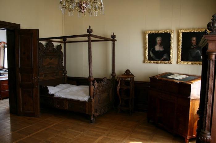 Парк и замок Браниц 37840