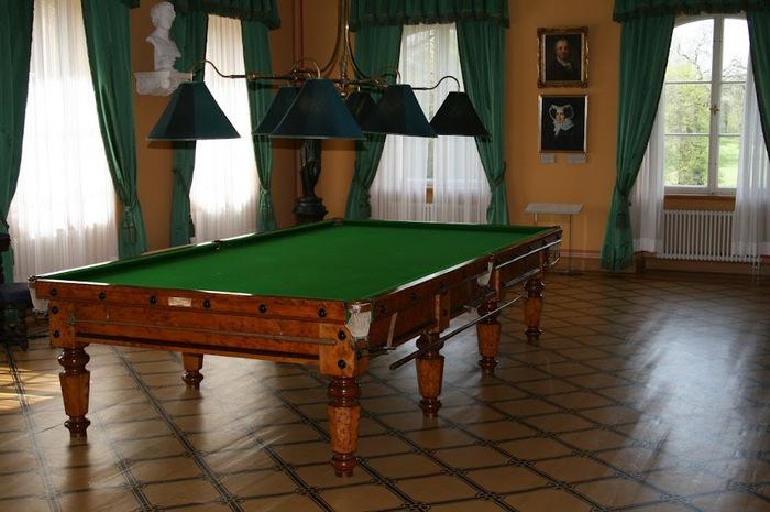 Парк и замок Браниц 14093