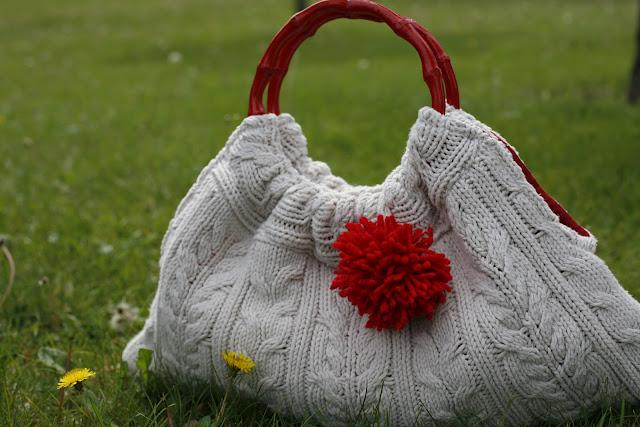 Veh07 трикотажная сумочка.