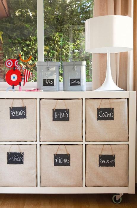 Стиль шебби шик в интерьере одной испанской квартиры 8 (462x700, 349Kb)