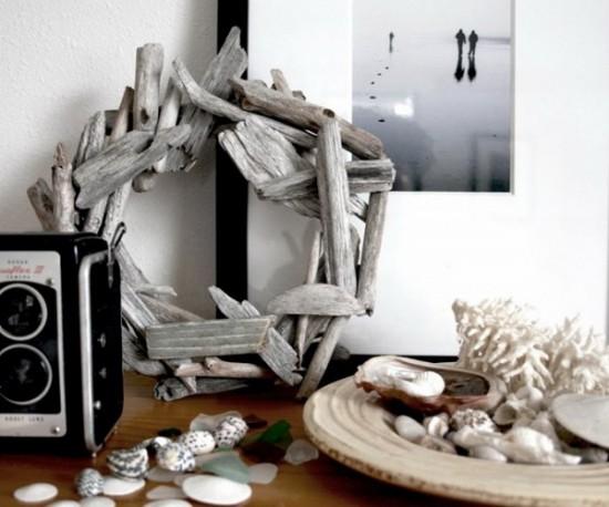 """Поделки из дерева для дома или ветки в интерьере - Обзор идей """" Дача"""