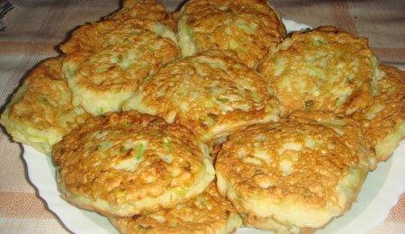 Пять вкусных и простых блюд из кабачков