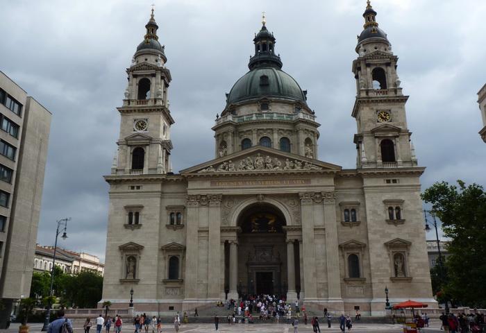 Базилика Святого Иштвана (700x480, 125Kb)