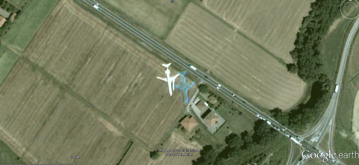 италия, болония, самолёт