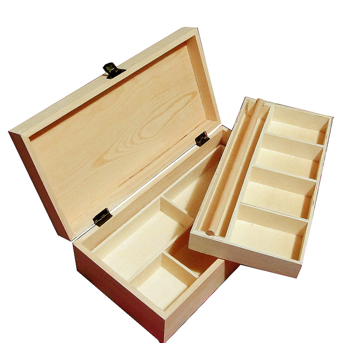Деревянные коробка своими руками