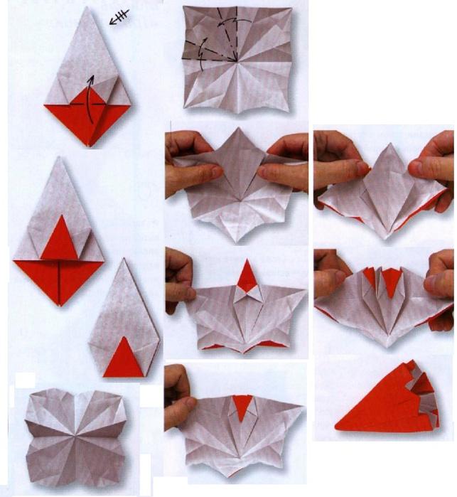 Оригами как и с чего начать