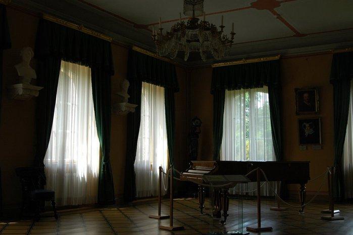 Парк и замок Браниц 56353