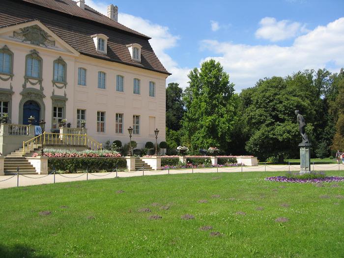 Парк и замок Браниц 63212