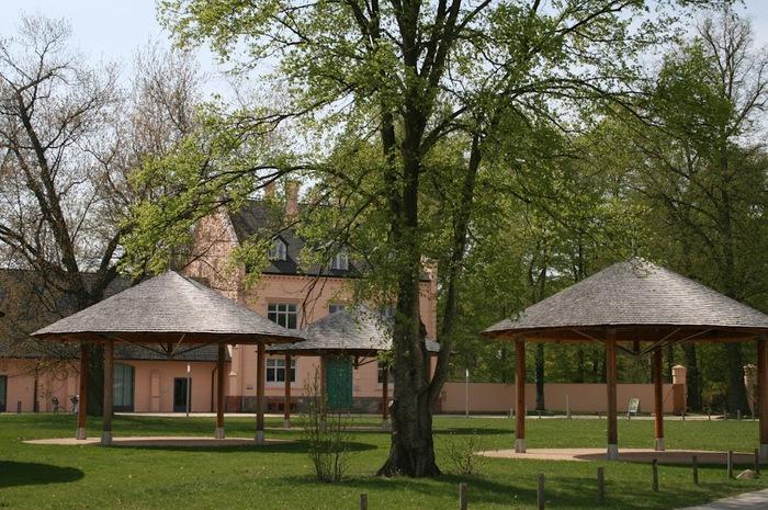 Парк и замок Браниц 60886