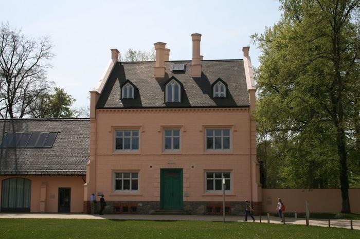 Парк и замок Браниц 85413