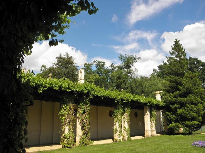 Парк и замок Браниц 96264
