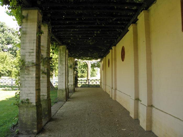 Парк и замок Браниц 90663