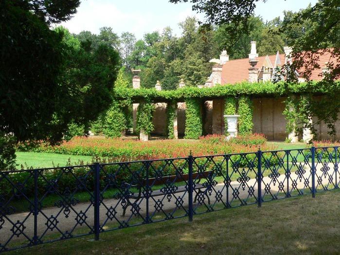 Парк и замок Браниц 93081