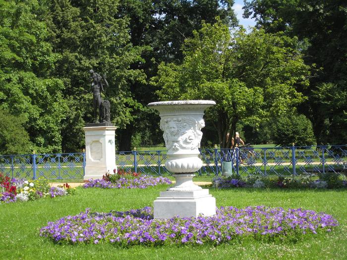 Парк и замок Браниц 31044