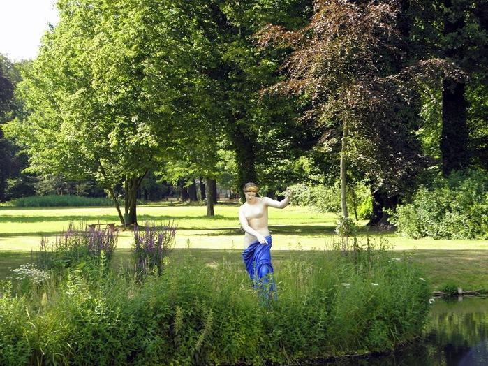 Парк и замок Браниц 98206
