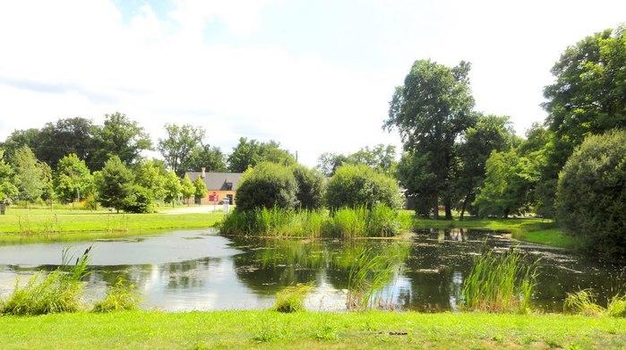 Парк и замок Браниц 72896