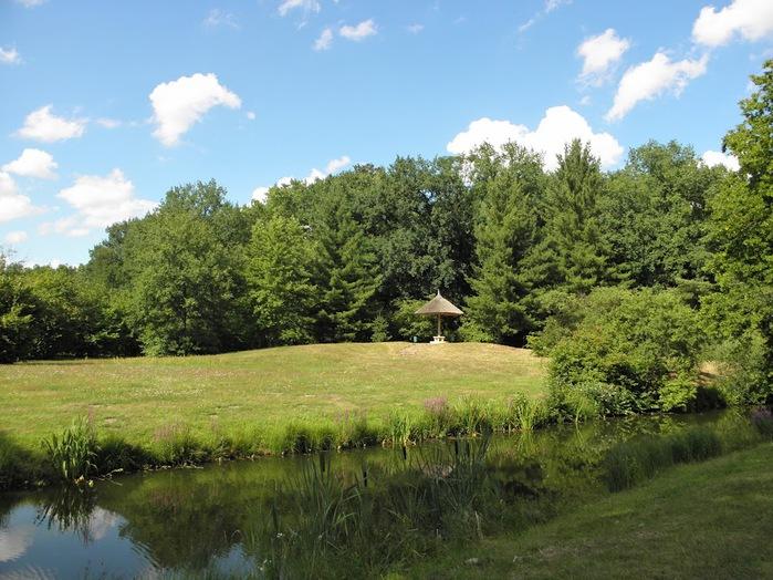 Парк и замок Браниц 87787