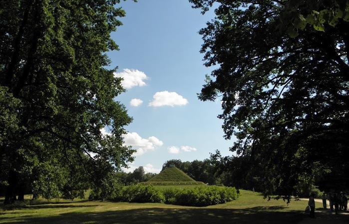 Парк и замок Браниц 38800