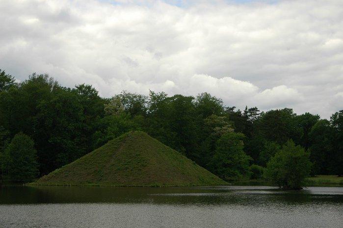Парк и замок Браниц 20420