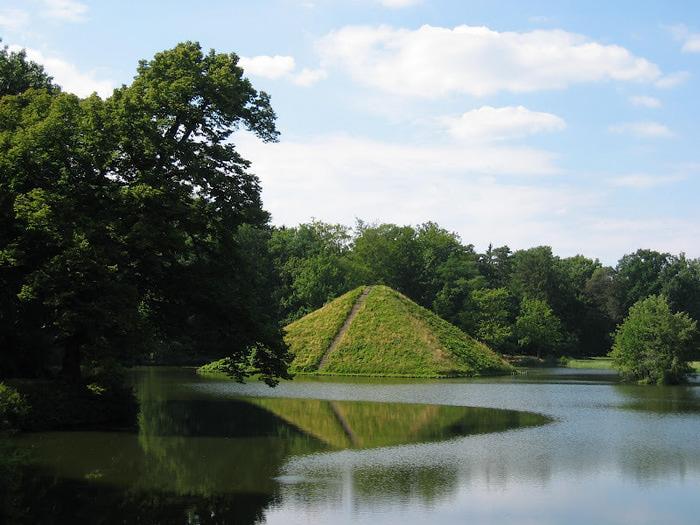 Парк и замок Браниц 99342