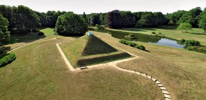 Парк и замок Браниц 23487