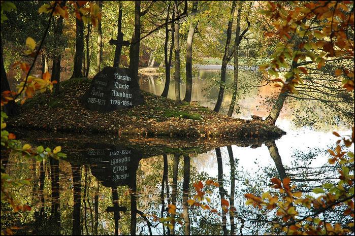 Парк и замок Браниц 33971