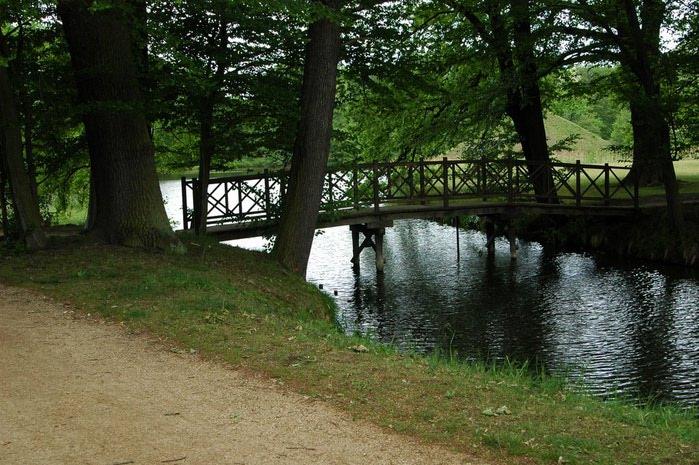 Парк и замок Браниц 89250