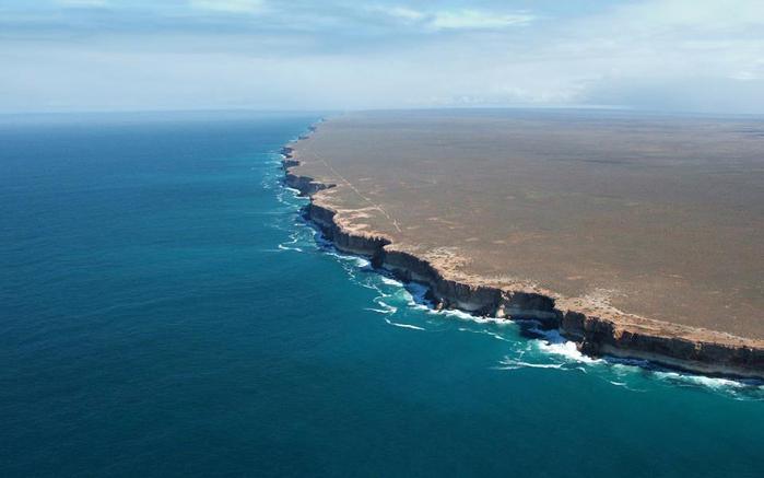 Край земли. Южное побережье Австралии (700x437, 26Kb)