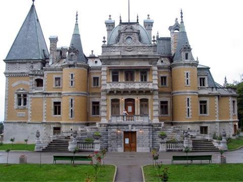 Масандрівський палац. Крим (480x360, 31Kb)