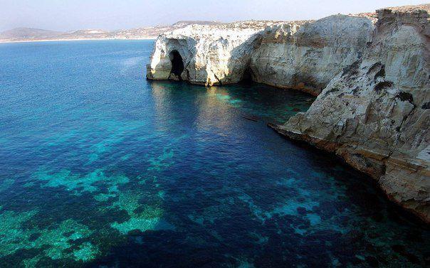 Милос, Греция (604x377, 51Kb)