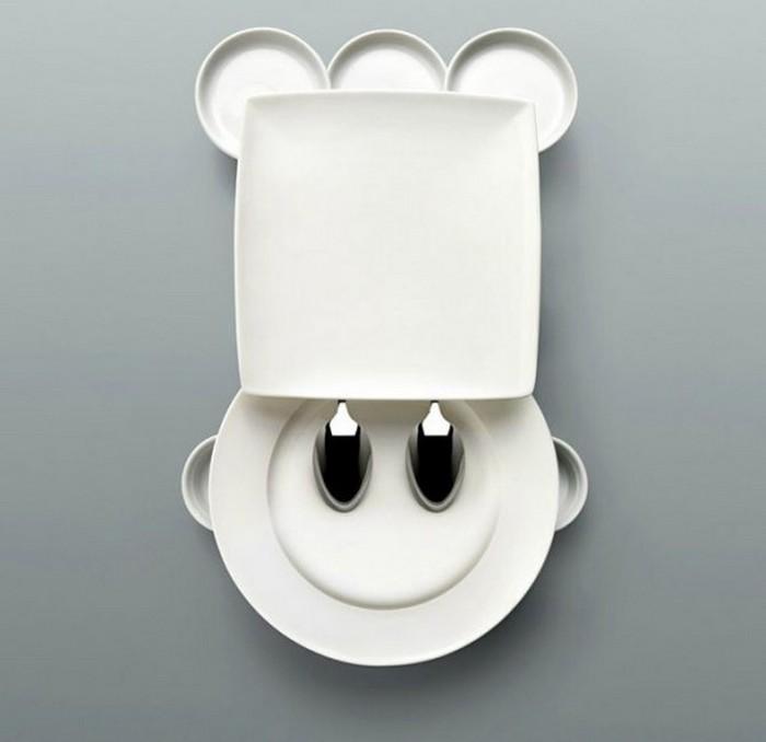Креативная посуда фотографа Jean-Francois De Witte 7 (700x678, 37Kb)