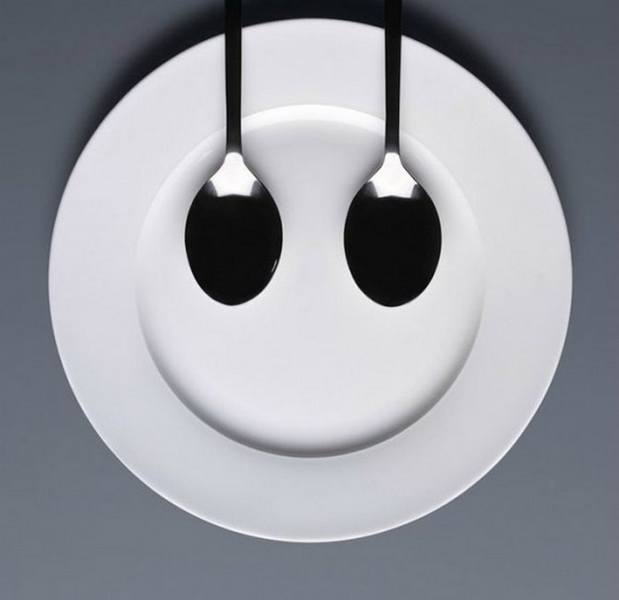 Креативная посуда фотографа Jean-Francois De Witte 9 (700x678, 40Kb)