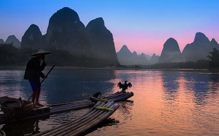 китайская рыбалка с бакланами (700x437, 125Kb)