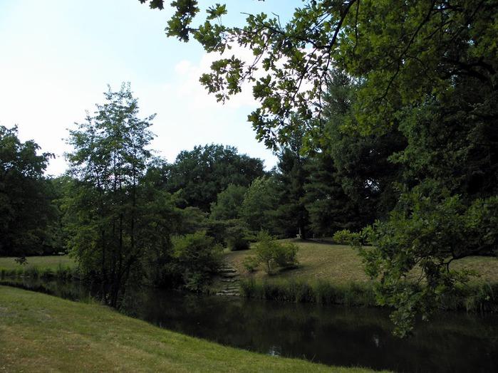 Парк и замок Браниц 86601