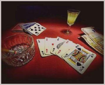 Покер походный