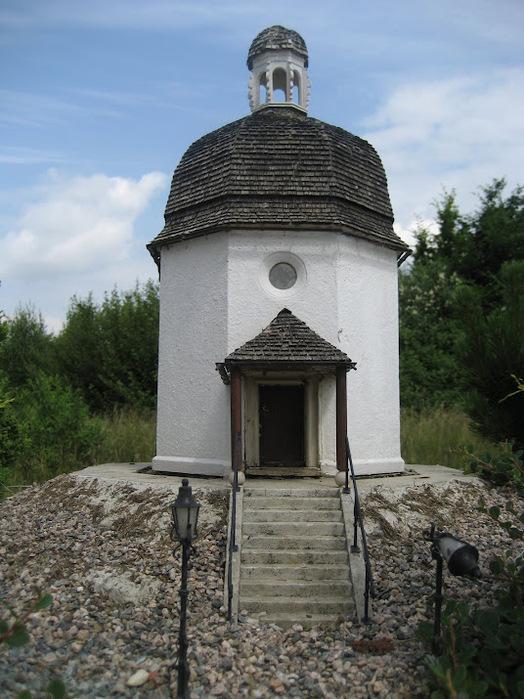 Парк миниатюр в Германии - Miniwelt Lichtenstein, Sachsen. 15842