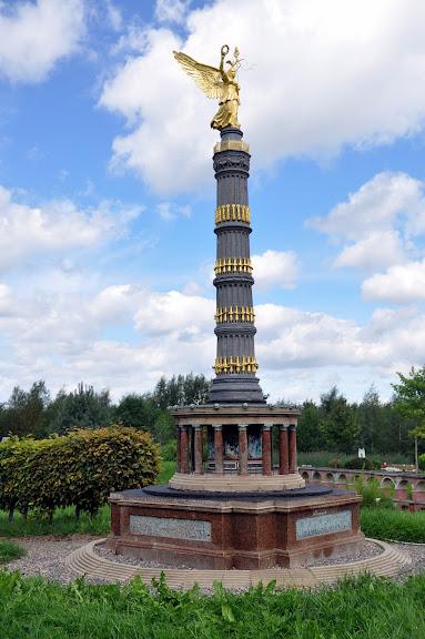 Парк миниатюр в Германии - Miniwelt Lichtenstein, Sachsen. 63661
