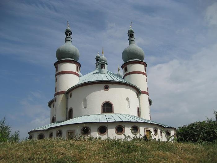 Парк миниатюр в Германии - Miniwelt Lichtenstein, Sachsen. 76102