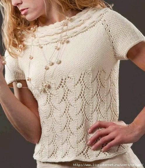 2013 г 21 32 вязание спицами для женщин