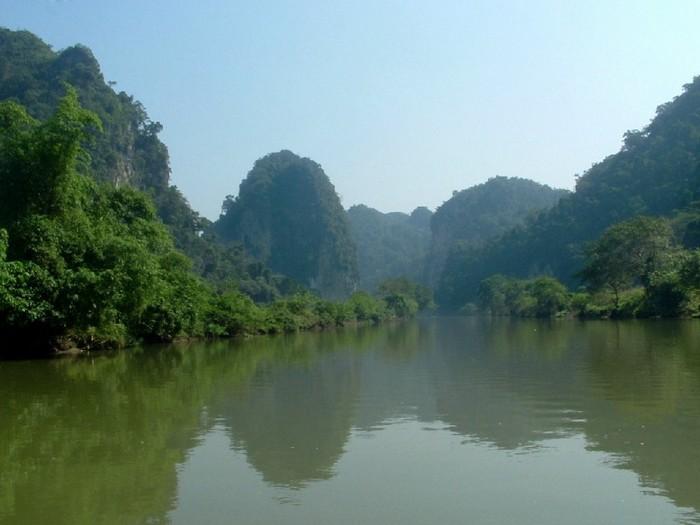 Достопримечательности Вьетнама - озера Ба Бе 7 (700x525, 65Kb)