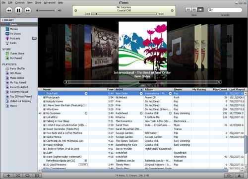 Я влюбился в iTunes!