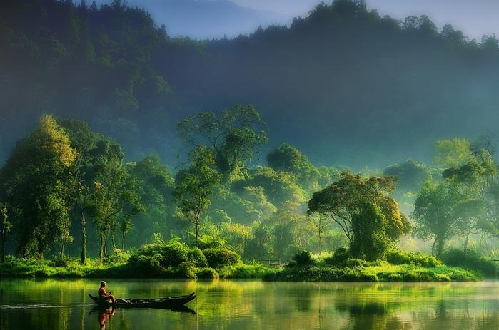 Живопись природы автор hardibudi 700x463 120kb